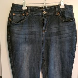 Maurice's jeans 15/16